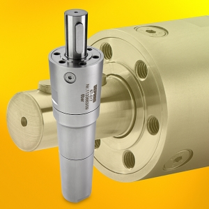 low speed high torque pneumatic motors